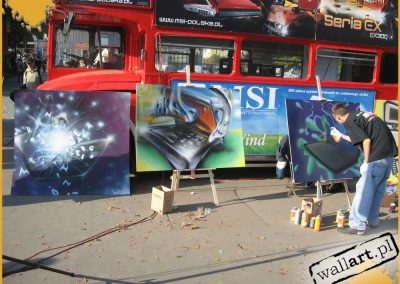 konkurs graffiti