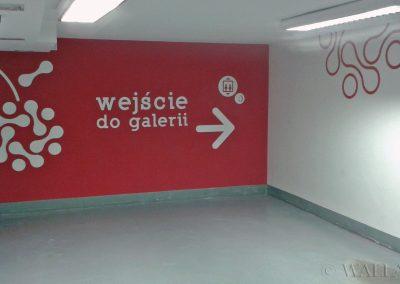 pomalowane ściany (system identyfikacji wizualnej)