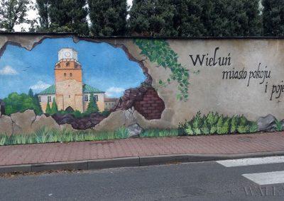 dipinto murale