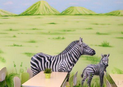 namalowane zebry