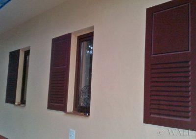 namalowane okiennice