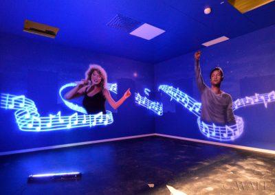 party room - disco