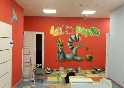 malowidło w przedszkolu
