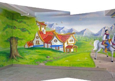 malowidło ścienne