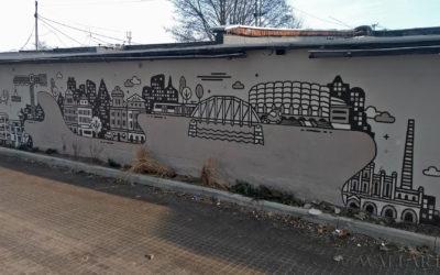 291. Mural